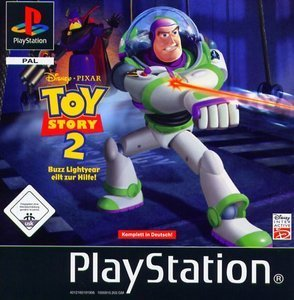 Toy Story 2 (PS1)