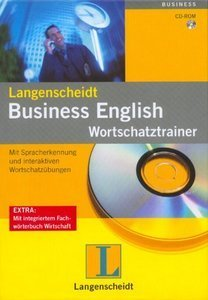 Langenscheidts Business English - Wortschatztrainer 3.0 (deutsch) (PC)