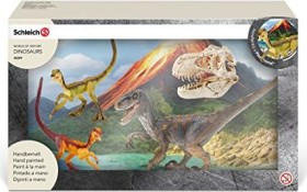 Schleich Dinosaurs - Playset Velociraptor auf der Jagd (42259)