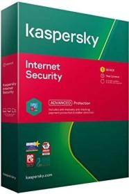 Kaspersky Lab Internet Security 2020, 1 User, 1 year, PKC (multilingual) (Multi-Device) (KL1939B5AFS-20SLIM)