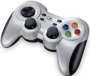 Logitech F710 Wireless Gamepad, USB (PC) (940-000121/940-000118)