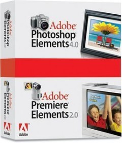 Adobe Photoshop Elements 4.0 and Premiere Elements 2.0 Update (PC) (29180088)