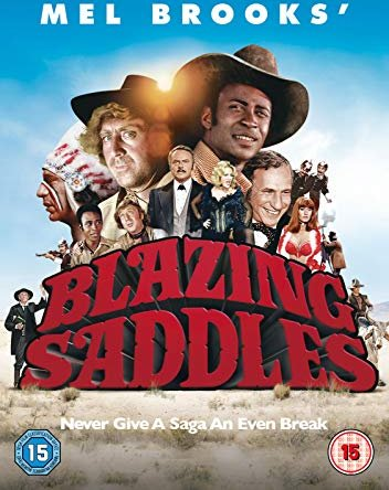 Blazing Saddles (Special Editions) (UK) -- via Amazon Partnerprogramm