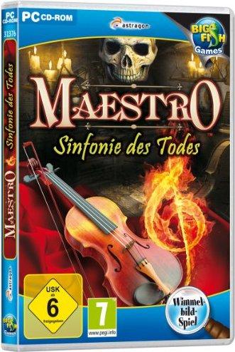 Maestro: Die Sinfonie des Todes (deutsch) (PC) -- via Amazon Partnerprogramm