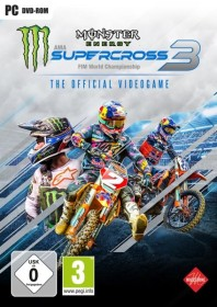 Monster Energy Supercross 3: The Official Videogame (Download) (PC)