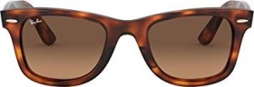 Ray-Ban RB4340 Wayfarer Ease 50mm tortoise/brown gradient (RB4340-639743)