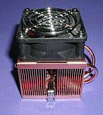 Cooler Master HHC-001 copper with Heatpipe
