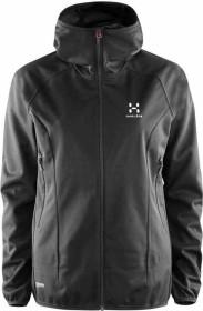 Haglöfs Mistral Hood Jacket true black (ladies)
