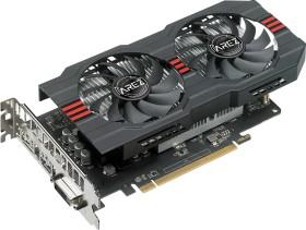 ASUS AREZ Radeon RX 560D OC Evo, AREZ-RX560-O2G-EVO, 2GB GDDR5, DVI, HDMI, DP (90YV0AHC-M0NA00)