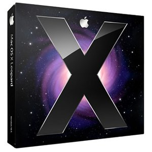 Apple: Mac OS X 10.5 Leopard (MAC) (MB021D/A)