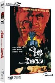 Die Hexe des Grafen Dracula (DVD)