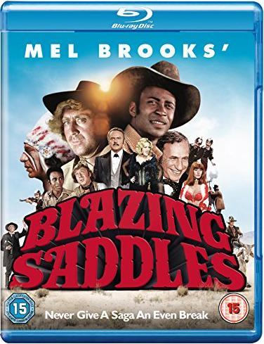 Blazing Saddles (Blu-ray) (UK) -- via Amazon Partnerprogramm