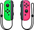 Nintendo Joy-Con Controller neon grün/neon rosa, 2 Stück (Switch)