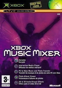 Music Mixer (deutsch) (Xbox)