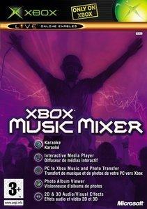 Music Mixer (niemiecki) (Xbox)