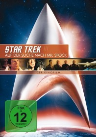 Star Trek 3 - Auf der Suche nach Mr. Spock (DVD)