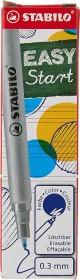 STABILO EASYoriginal Nachfüllpatrone fine blau, 3er-Pack (6870/041)