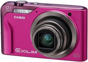 Casio Exilim EX-H10 pink