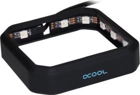 Alphacool Aurora XPX digital RGB Frame black (12942)