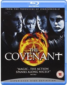 The Covenant (Blu-ray) (UK)