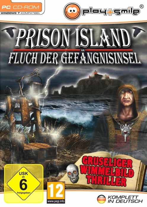 Prison Island: Fluch der Gefängnisinsel (deutsch) (PC) -- via Amazon Partnerprogramm