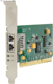Allied Telesis AT-2971SX/SC, 1x 1000Base-SX, 64bit PCI