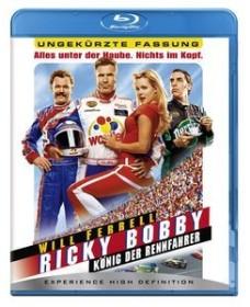 Ricky Bobby - König der Rennfahrer (Blu-ray)