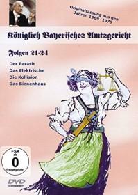 Königlich Bayerisches Amtsgericht Vol. 6 (Folgen 21-24) (DVD)
