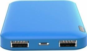 Celly Powerbank Energy 5000 Shock blau (PBE5000BL)