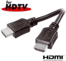 Vivanco HDMI cable 2m black (45420)