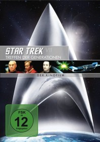 Star Trek 7 - Treffen der Generationen (DVD)