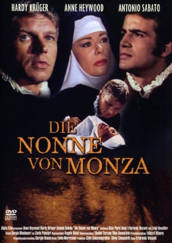 Die Nonne von Monza -- via Amazon Partnerprogramm