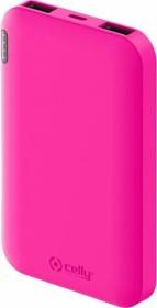 Celly Powerbank Energy 5000 Shock pink (PBE5000PK)