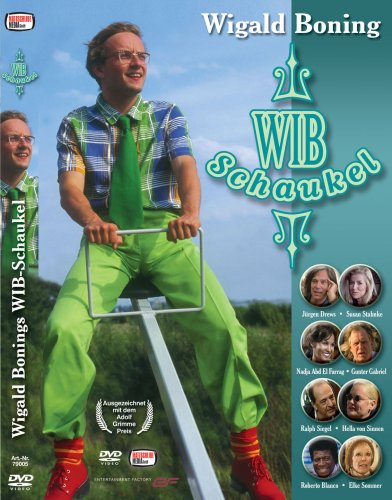 Wigald Boning - WIB-Schaukel -- via Amazon Partnerprogramm