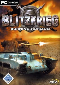 Blitzkrieg - Burning Horizon (Add-on) (German) (PC)