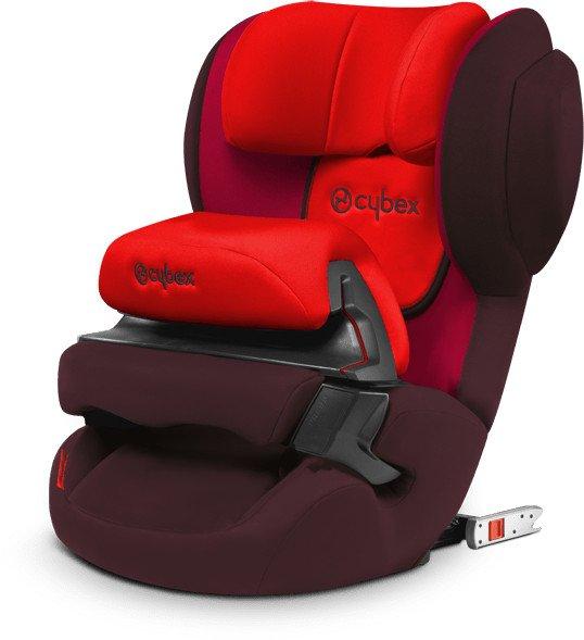 Cybex Juno-Fix Rumba Red 2016