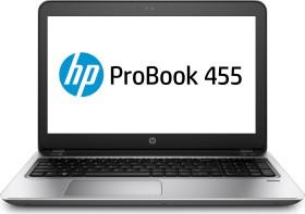 HP ProBook 455 G4 silber, A9-9410, 8GB RAM, 128GB SSD (Y8B41EA#ABD)
