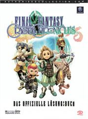 Final Fantasy: Crystal Chronicles (Lösungsbuch)