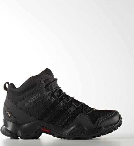 low priced a4802 f02a4 adidas Terrex AX2R mid GTX core black vista grey (men) (BB4602)