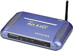 OvisLink AirLive VPN Router/Printserver, 54Mbps (WMU-9000-VPN)