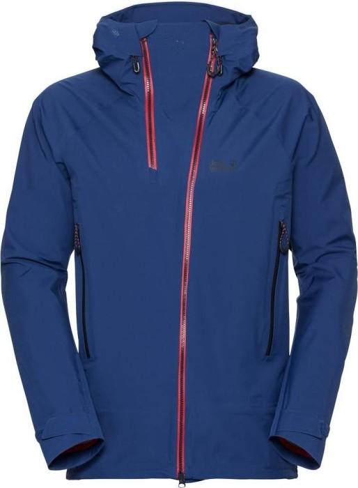a55b7705a310e Jack Wolfskin Exolight Range kurtka narciarska royal blue (męskie)  (1109841-1505) od PLN 0 (2019) | Porównanie cen Cenowarka.pl Polska