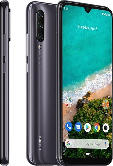 Xiaomi Mi A3 128GB kind of grey