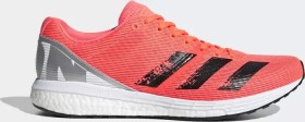 adidas adizero Boston 8 signal coral/core black/cloud white (Herren) (EG7893)