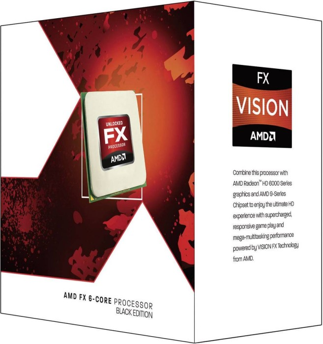 AMD FX-6120, 6x 3.60GHz, boxed