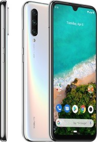 Xiaomi Mi A3 128GB more than white