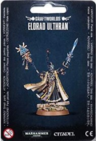 Games Workshop Warhammer 40.000 - Craftworlds - Eldrad Ulthran (99070104006)
