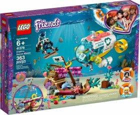 LEGO Friends - Dolphins Rescue Mission (41378)