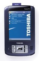 Toshiba Pocket PC e400