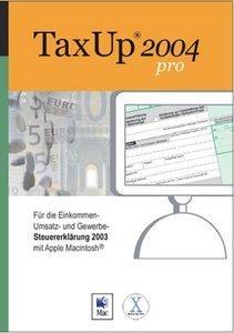 TaxUp 2004 Pro (MAC)