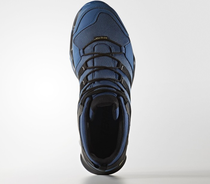 adidas Terrex AX2R Mid GTX core bluecore blackmystery blue